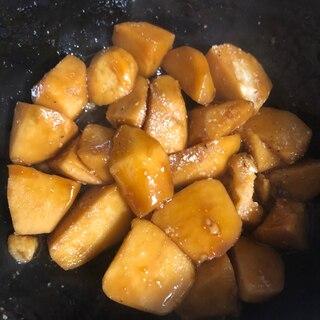 里芋のペッパーチーズにっころがし
