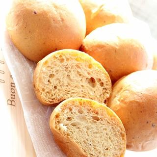 カロリー&糖質オフ♪プルーンピューレのブランパン