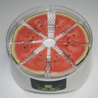 簡単☆めちゃ甘☆食品乾燥機でドライスイカ
