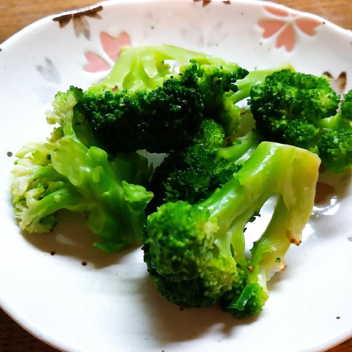 冷凍野菜 解凍