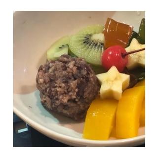 砂糖不使用 麹あんこ「発酵あんこ」