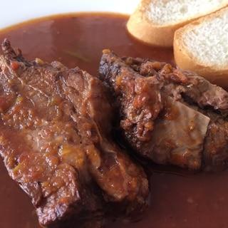 本格絶品!圧力鍋で簡単☆牛肉の赤ワイン煮