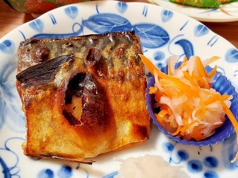 パリっとふんわり焼くコツ 塩サバ編