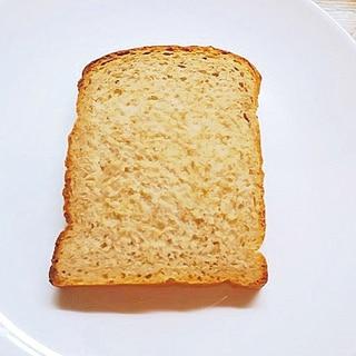 ふすま入り☆山型なすペースト白ごま食パン