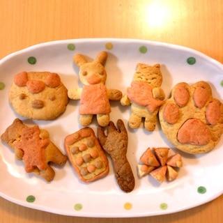 HMで、あっという間に、美味しいクッキー♪