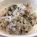 離乳食 ひじきご飯