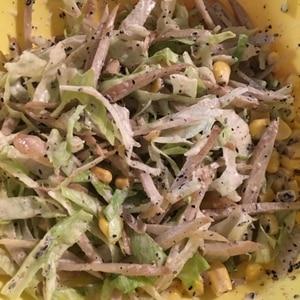 惣菜に負けない!マヨごぼうサラダ