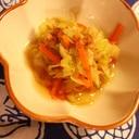 シャキシャキ野菜の煮浸し