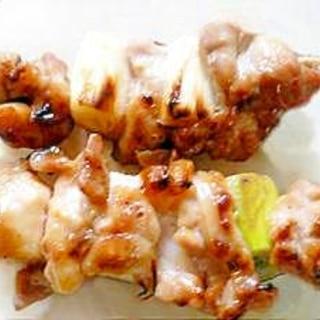 おうちで美味しい★焼き鳥(ねぎま、塩)
