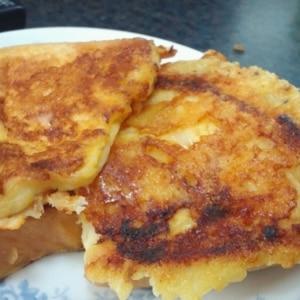 フレンチトースト(カリカリチーズ)