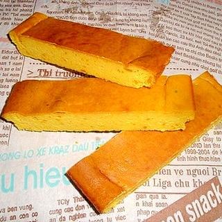 メープルパンプキンチーズケーキバー