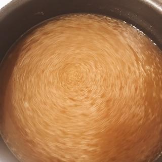 醤油ラーメンスープ