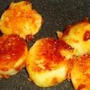 ジャガイモの韓国味噌焼き
