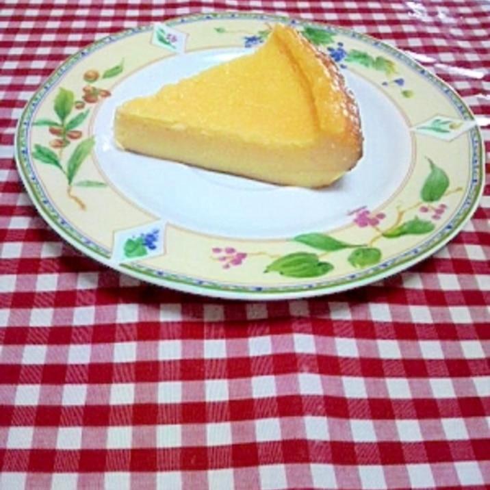 炊飯器で♪子供が喜ぶ♪チーズケーキ(*^^*)