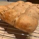 HBで☆チョコシリアルちぎりパン