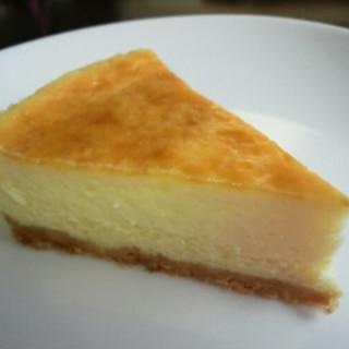 濃厚ニューヨークチーズケーキ