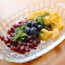 5分!タピオカと柿の和風デザート♪(抹茶など)
