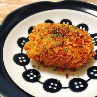 【余った肉じゃがをアレンジ】肉じゃがコロッケ