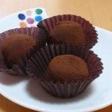 チョコレートを使わない