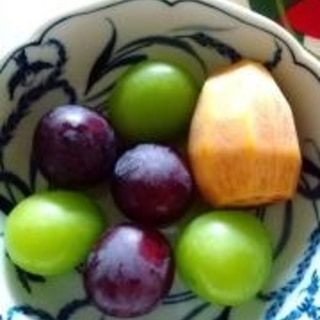 ハロウィンに♡お好みフルーツの盛り合わせ