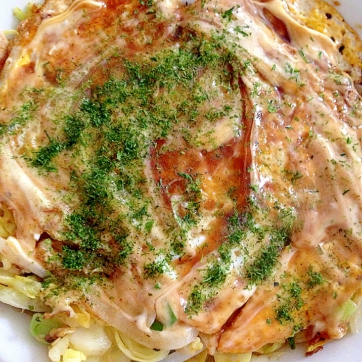 風 お好み焼き レシピ 広島