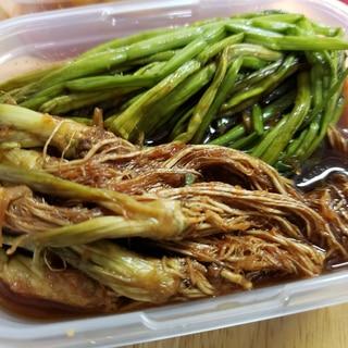 常備菜*セリのキムチ