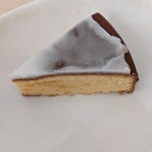 大好き!しっとり、シャリシャリ*レモンケーキ