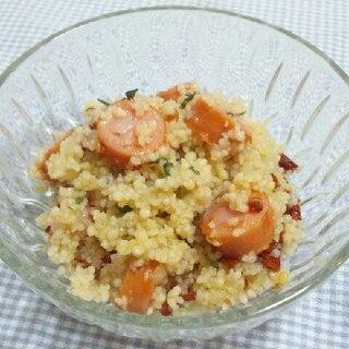 クスクスの簡単イタリアンサラダ