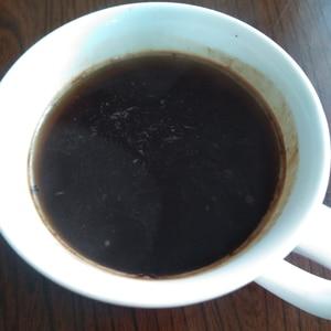 ブラックチョコレートコーヒー