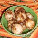 里芋の胡麻煮