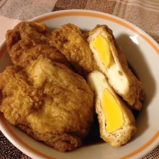 卵入り揚げ煮