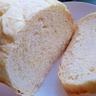 HB☆ホエーでさつまいもクリームのふわもちパン♪