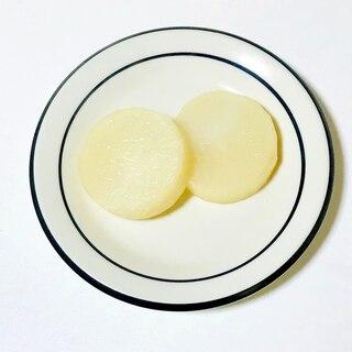 白だしで大根の簡単煮物