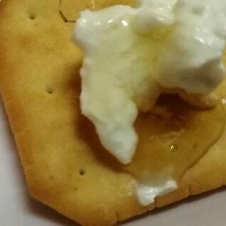 ハチミツチーズクラッカー