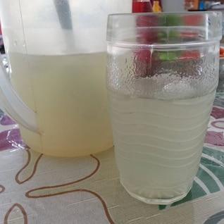 爽やかレモンジュース