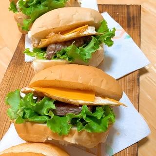 ブラジル風サンドウイッチ
