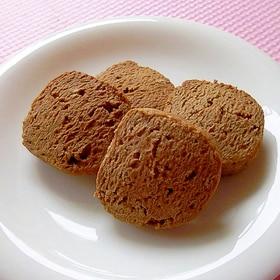 ビニール袋で超簡単♪きなこココアクッキー