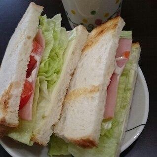 焼きサンドイッチ