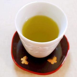 ハンドドリップでおいしい緑茶の淹れ方