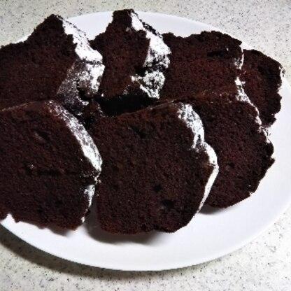 母の誕生日に焼きました(^^)家族みんなで美味しく食べました(*´∀`)とっても簡単だったので、また作りたいです!