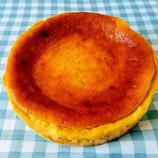 メープル風味☆カボチャのチーズケーキ