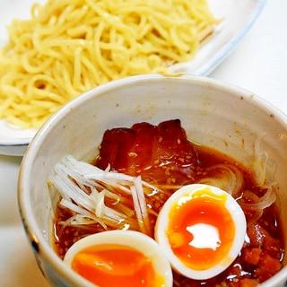 濃厚な自家製スープ!つけ麺