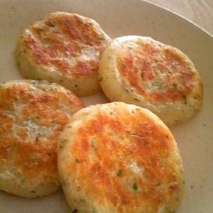 もっちもち☆チーズいも餅