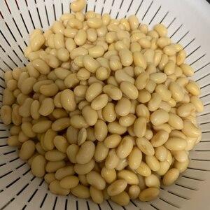 超高圧で簡単蒸し大豆★圧力鍋★冷凍保存可能♪