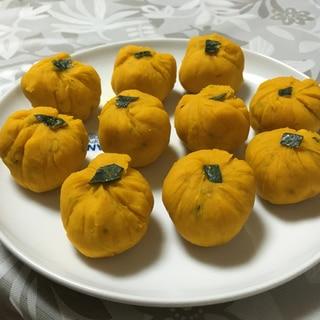 簡単でかわいい!かぼちゃの巾着