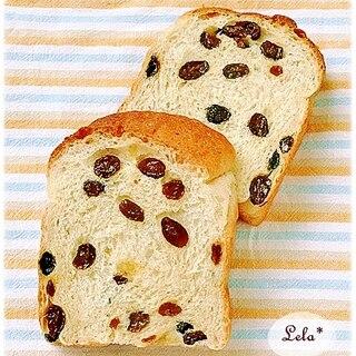 オートミール レーズン食パン