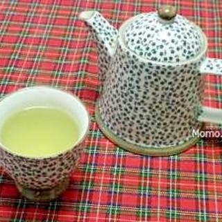 ひと手間だけ♪香ばしいゴマ茶