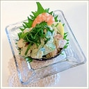 エビアボタルタルサラダ☆