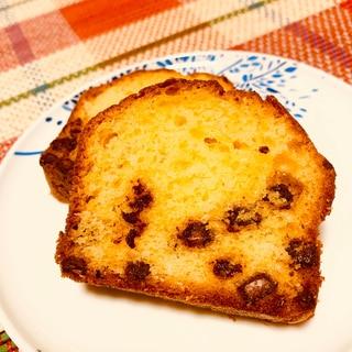 HMで代用しまくり!簡単チョコチップパウンドケーキ
