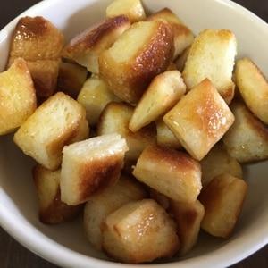 【節約】食パンで簡単おいしく!!さくさくラスク★☆